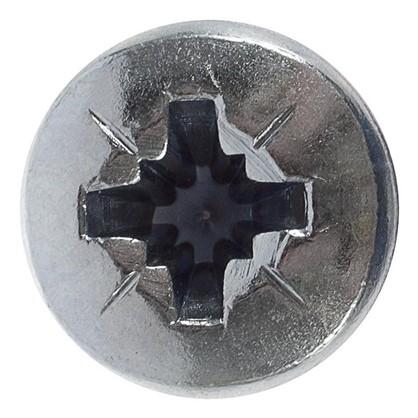 Винт с полукруглой головкой DIN 7985 M6х16 мм
