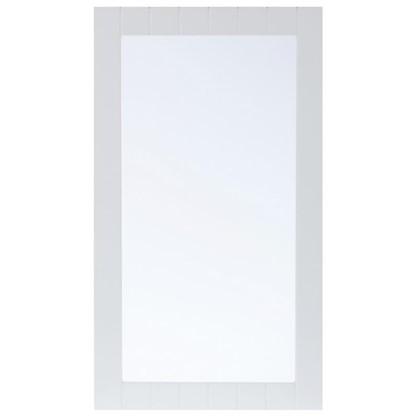 Витрина Delinia Фенс 40х70 см МДФ цвет белый