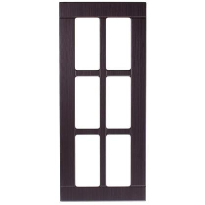 Витрина для шкафа Тотеми без фурнитуры 40х92 см