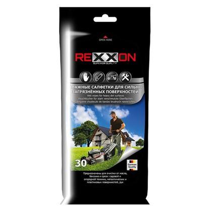 Купить Влажные салфетки Rexxon 30 шт. дешевле