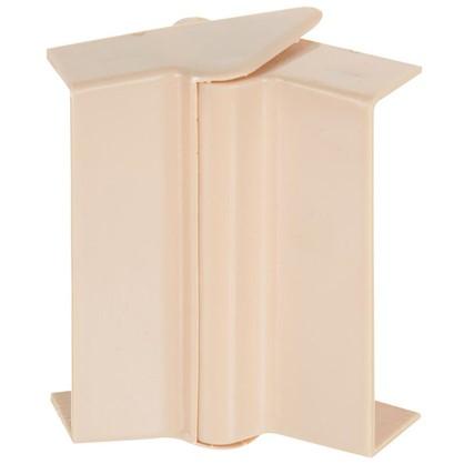 Купить Внутренний угол изменяемый 74х20 мм цвет дуб 2 шт. дешевле
