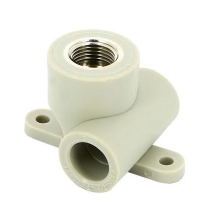 Водорозетка проходная FV-Plast внутренняя резьба 20 мм x 1/2 полипропилен