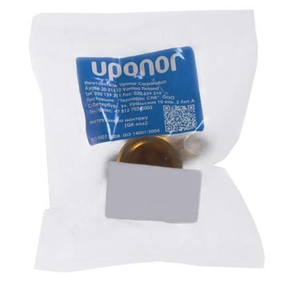 Купить Водорозетка Uponor внутренняя резьба 20х1/2 мм дешевле