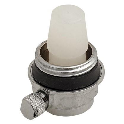Воздухоотводчик автоматический для радиатора левый 1 дюйма латунь CW617N