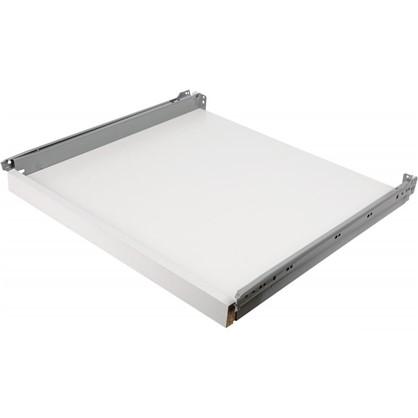 Купить Ящик Delinia под духовку 55х4.5х60 см металл дешевле