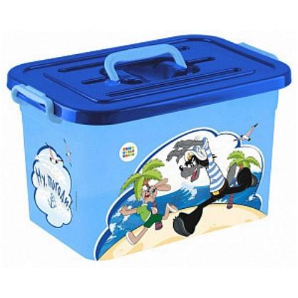 Ящик для игрушек Союзмультфильм 6.5 л