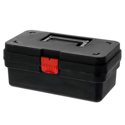Ящик для инструмента 157х122х284 мм пластик цвет черный