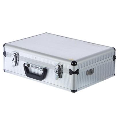 Ящик для инструмента Dexter 455х330х152 мм алюминий цвет серебро