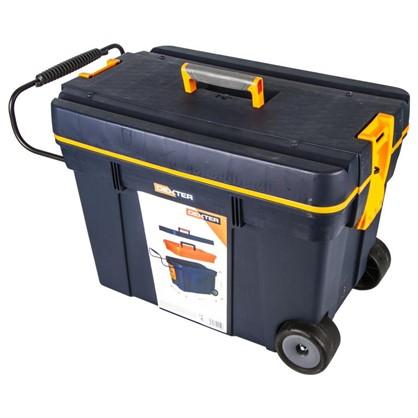 Ящик для инструментов Dexter на колесиках 62х37.5х42 см