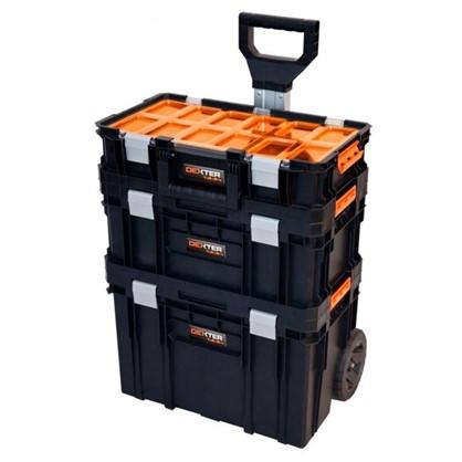 Ящик для инструментов Dexter Pro на колесиках