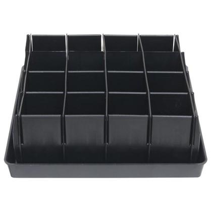 Ящик для рассады из 16 секций