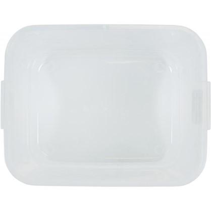 Ящик многофункциональный 42х26.5x32 см пластик цвет прозрачный