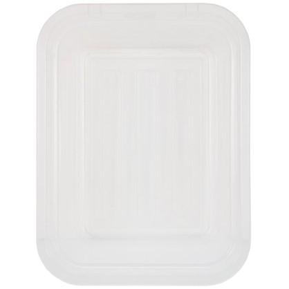 Ящик многофункциональный 51х29.2x38 смпластик цвет прозрачный