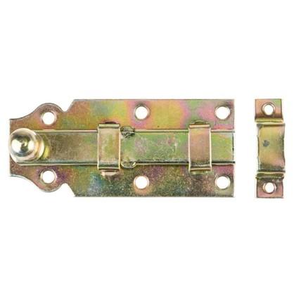 Задвижка 100х44 мм сталь оцинкованная