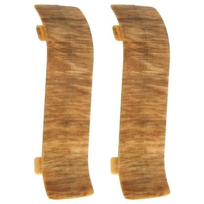 Заглушка для плинтуса левая и правая Artens Катания 65 мм 2 шт.