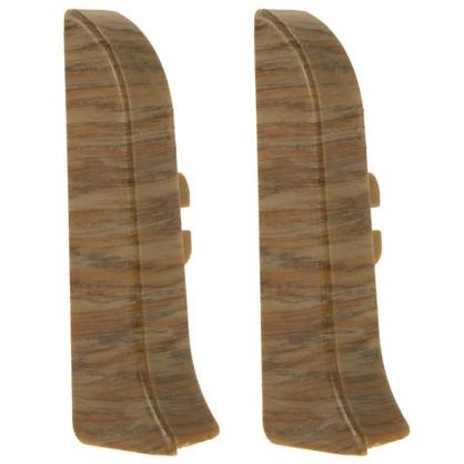 Заглушка для плинтуса левая и правая Artens Мессина 65 мм 2 шт.