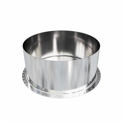 Купить Заглушка глухая 120х0.5 мм нержавеющая сталь дешевле