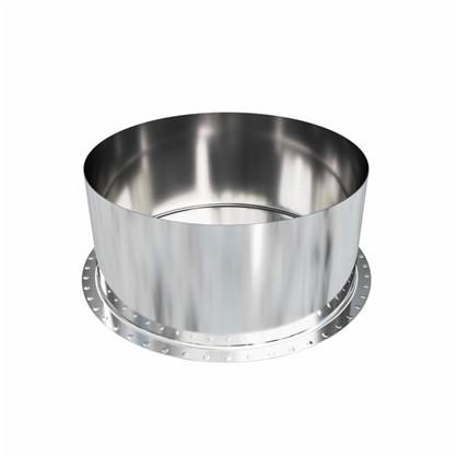 Купить Заглушка нержавеющая глухая 135х0.5 мм нержавеющая сталь дешевле