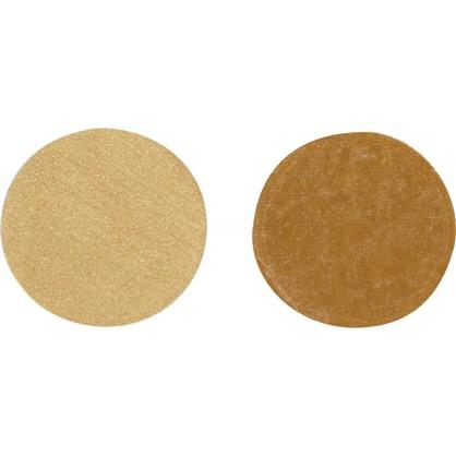 Заглушка самоклеящаяся 18 мм меламин цвет сосна 21 шт.