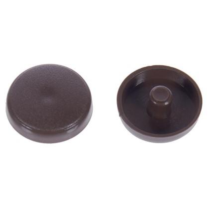 Купить Заглушки рамного дюбеля Element 15 мм пластик цвет дуб 35 шт. дешевле