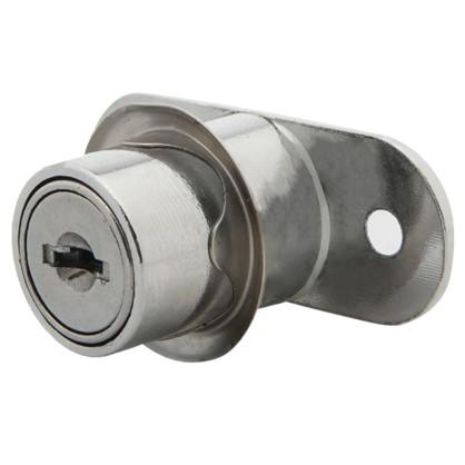 Купить Замок мебельный 506 -12 LM накладной 165 мм металл цвет хром дешевле