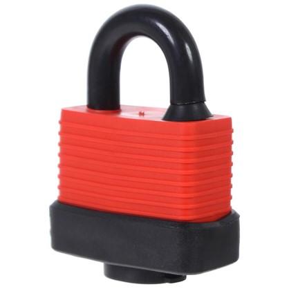 Купить Замок погодостойкий с автоматическим запиранием Standers 50 мм дешевле