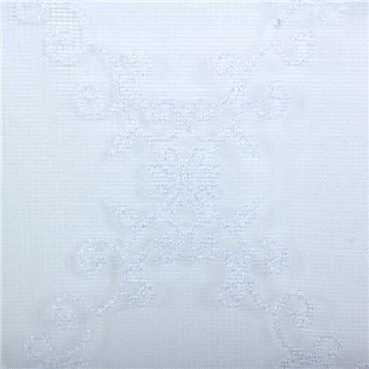 Купить Занавеска на ленте Соты 250х160 см цвет белый дешевле
