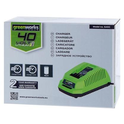 Зарядное устройство 40В