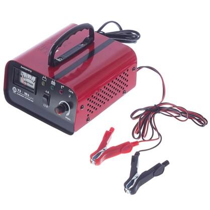Зарядное устройство Калибр 12 В зарядка 10A