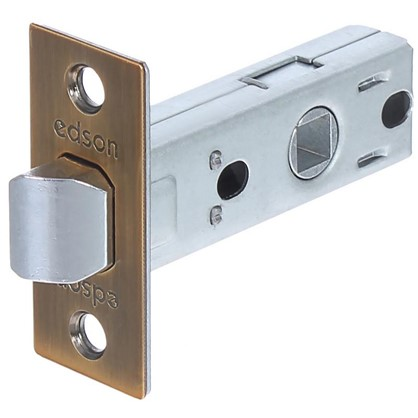 Купить Защелка межкомнатная EDS-6-45 B.CF металл дешевле