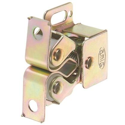 Защелка роликовая Amig Модель 11 32х26 мм сталь цвет бихром