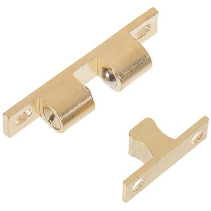 Купить Защелка шариковая Amig 13-50 50 мм сталь цвет золото дешевле