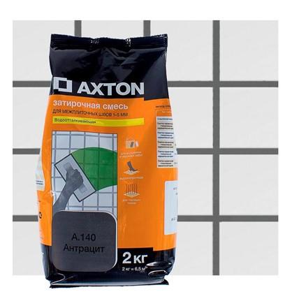 Цементная затирка Axton А.140 2 кг цвет антрацит