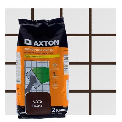 Цементная затирка Axton А.370 2 кг цвет венге