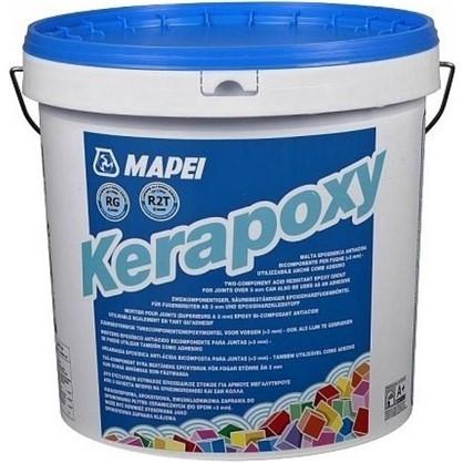Эпоксидная затирка Kerapoxy 110 цвет светло-серый Манхеттен 2 кг