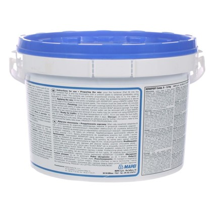Эпоксидная затирка Kerapoxy N.130 цвет жасмин 2 кг