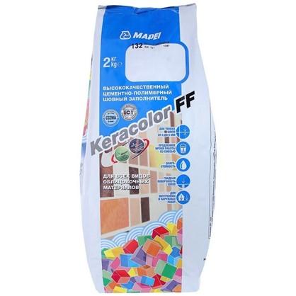 Купить Затирка Keracolor FF цвет бежевый 2 кг дешевле