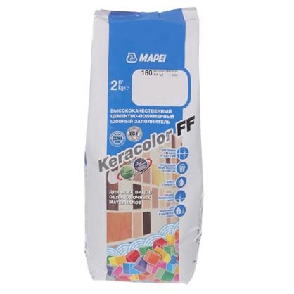 Купить Затирка Keracolor FF цвет магнолия 2 кг дешевле