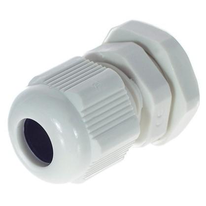 Зажим для крепления кабеля D4-8 мм 5 шт.