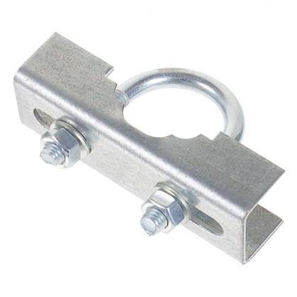 Купить Зажим для труб до 34 мм оцинковка 1 шт. дешевле
