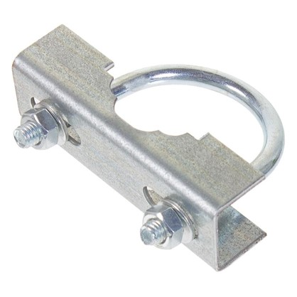 Купить Зажим для труб до 51 мм оцинковка 1 шт. дешевле
