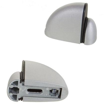 Зажим металлический малый 4-10 мм цвет матовое серебро