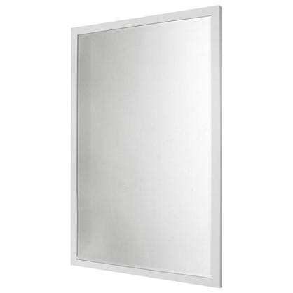 Купить Зеркало без полки 60 см цвет белый дешевле