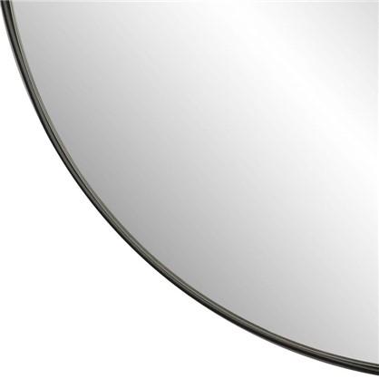 Зеркало Ferro Ø35 см цвет чёрный