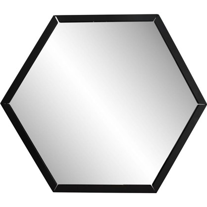 Зеркало Ferro 50х43 см цвет белый
