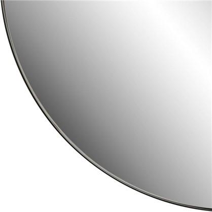 Зеркало Ferro Ø55 см цвет чёрный