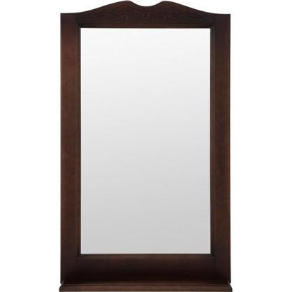 Зеркало к мебели Retro 60 см цвет орех