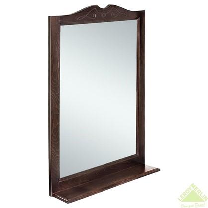 Зеркало к мебели Retro 75 см цвет орех