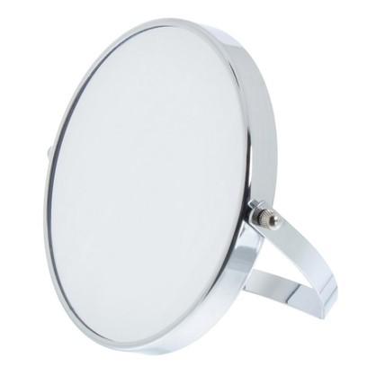 Зеркало косметическое увеличительное 15 см