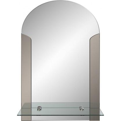 Купить Зеркало Лайм с полкой 39 см дешевле